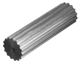 BARREAUX PROFIL H (Pas : 12,70 mm) ALUMINIUM