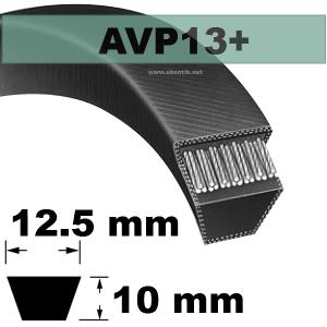 COURROIE AVP13x2450 mm La/Le Version +