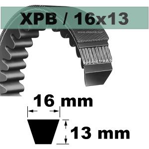 COURROIE XPB1500 AUTO SPECIALE AUTOMOBILE / POIDS LOURDS
