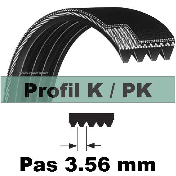 COURROIE 1059EPK6 Dents AUTOMOBILE